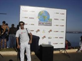 Atendimento Imediato durante o campeonato Pan Americano de Triatlón