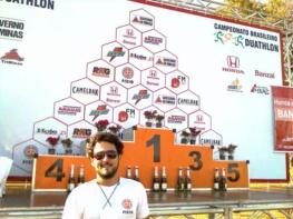 Atendimento imediato durante Campeonato Brasileiro de Triatlon